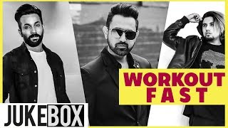 Workout Fast | Video Jukebox | Gippy Grewal | Dilpreet Dhillon | A-Kay | Latest Songs 2019