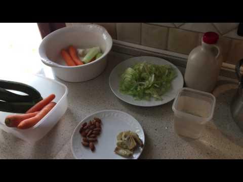 GIORNO 2 Guida pratica alla Dieta mimadigiuno DMD del professor Longo con menù giornaliero