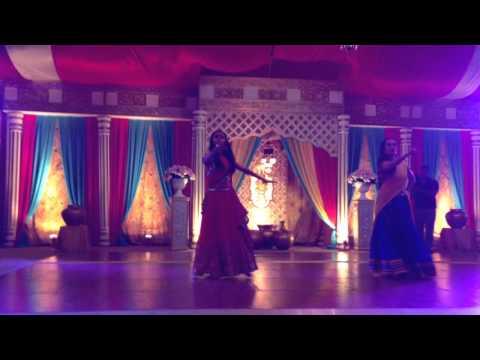 Wedding dance permance on Ghagra