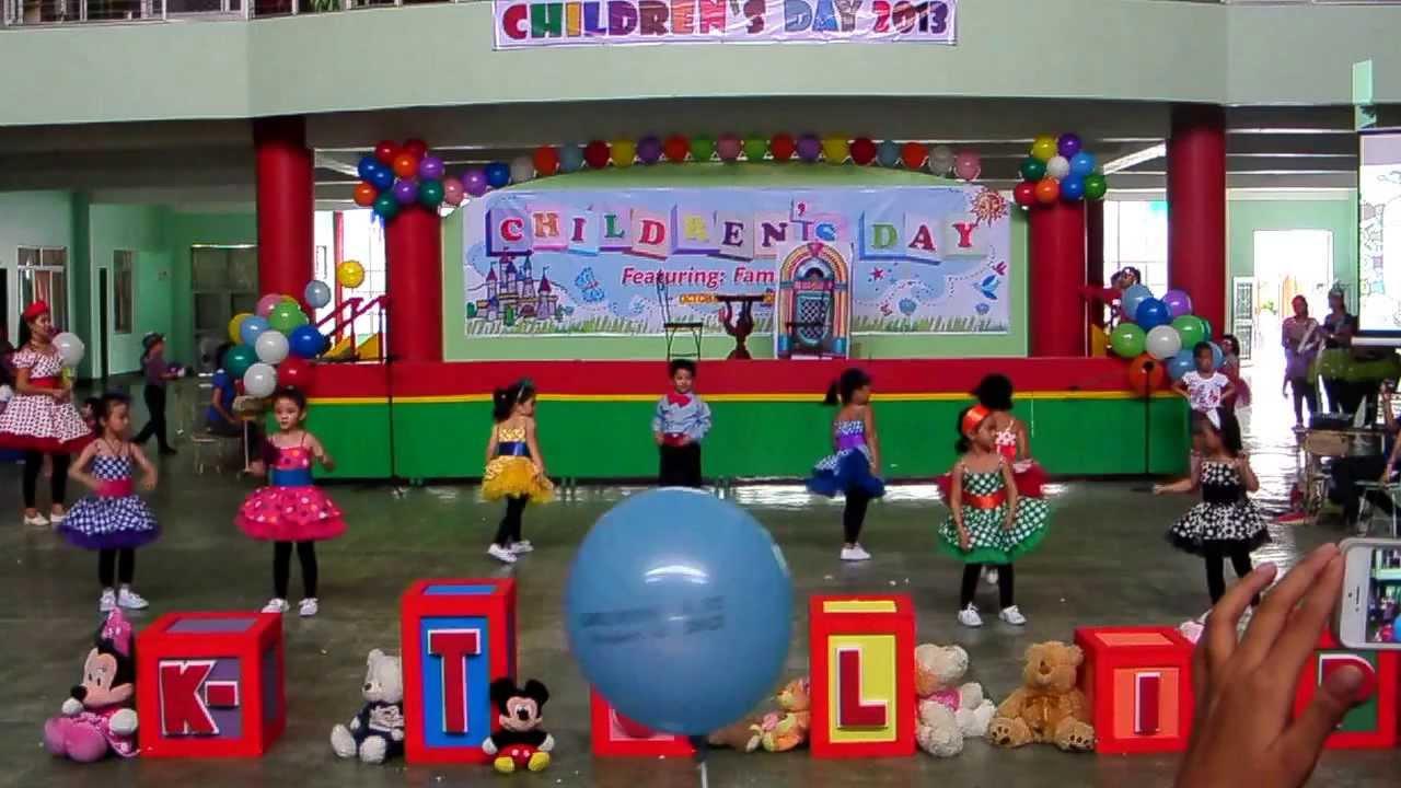 Sjs Preschool Children S Day Feat Family Day Youtube
