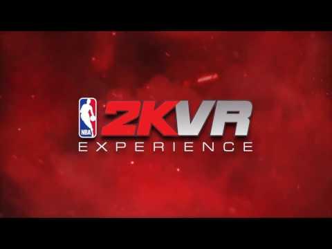 UPCOMING GAMES PSVR 2017  NBA 2KVR Experience Trailer