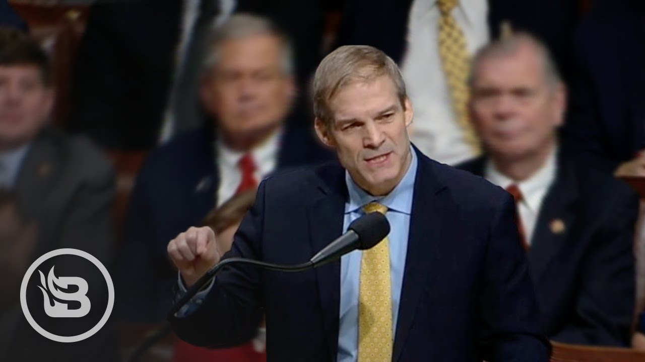 Jim Jordan On Impeachment When You Drain The Swamp The