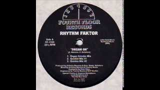 Rhythm Faktor -  Dream On (Instrumental Mix)