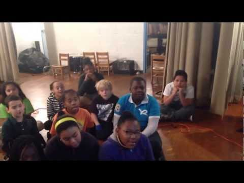 Clouds by Zach Sobiech performed by entire 5th grade - Winter 2013 - Waterside PS317