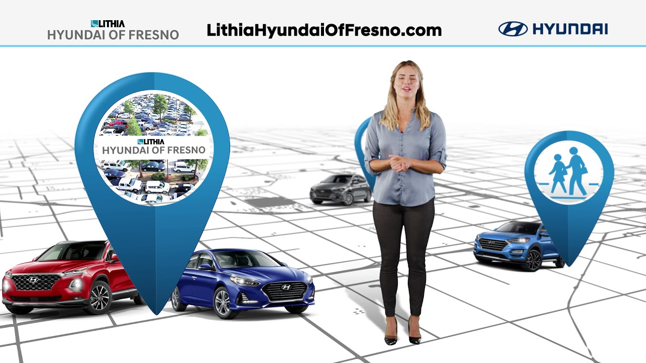 Car Dealerships In Fresno Ca >> New Used Car Dealer In Fresno Ca Lithia Hyundai Of Fresno