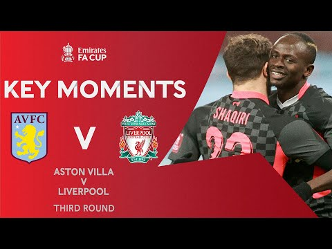 Aston Villa Liverpool Goals And Highlights