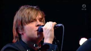 Mando Diao - Dance With Somebody (live) Nyhetsmorgon 2009