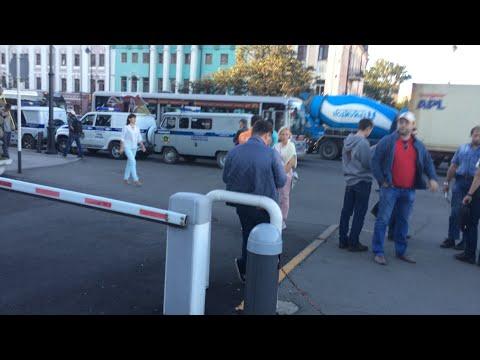 17.09.18 VL.ru - Митинг против фальсификации выборов губернатора