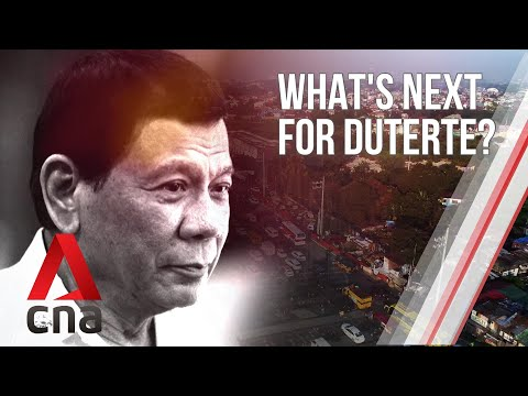 What lies ahead for the Philippines' Duterte? | Insight | Fu
