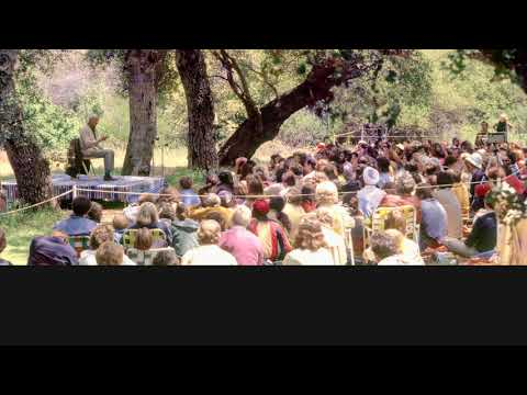 Audio | J. Krishnamurti – Ojai 1978 – Public Discus. 1 – Can the observer come to an end so that...