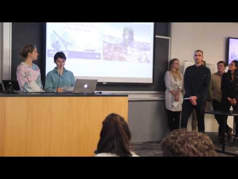 Leveraging Eco-tourism for Ocean Conservation Part 2: NYU Spring 2017 Capstone Presentations