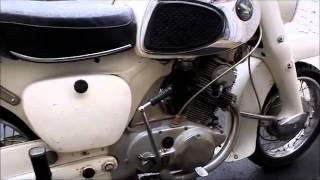 1967 Honda Dream 305