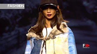 JESUS LORENZO Madrid Mercedes Benz Fall Winter 2017 18   Fashion Channel