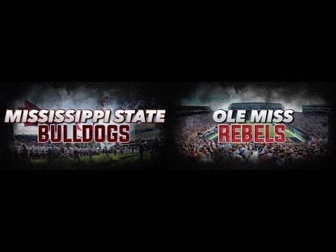 2015-11-28 No. 18 Ole Miss at No. 21 Mississippi State No Huddle