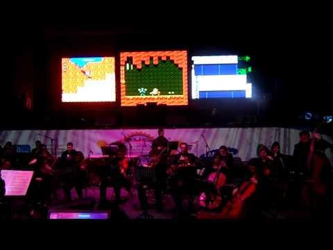 Apertura WCG  World Cyber Games Chile 2012