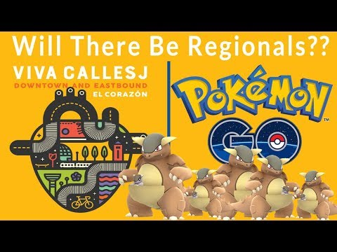 REGIONAL POKÉMON IN SAN JOSE POKÉMON GO EVENT? Viva Calle SJ Official Event Details & FAQ!