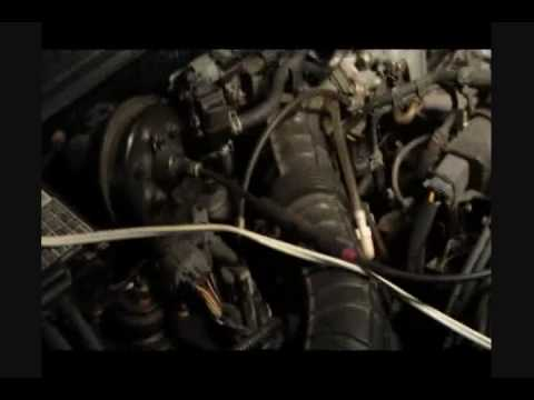 1997 Honda Condensate Line Plugged 0001 Wmv Youtube
