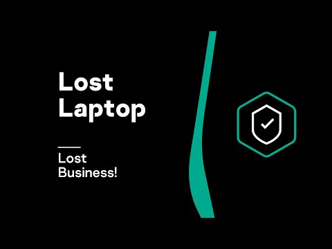 Lost Laptop... Lost Business!