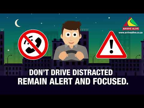 Safe Driving during Power Outages and Load Shedding