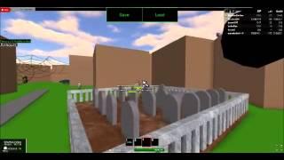 ROBLOX: killing a skeleton