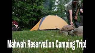 Ramapo Reservation - Camṗing in Mahwah NJ