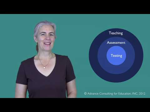The Principles Of Testing And Assessment