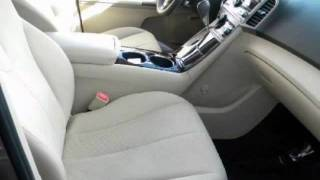 2009 toyota venza 4dr wgn v6 fwd automatic cloth sunroof jbl synthesis