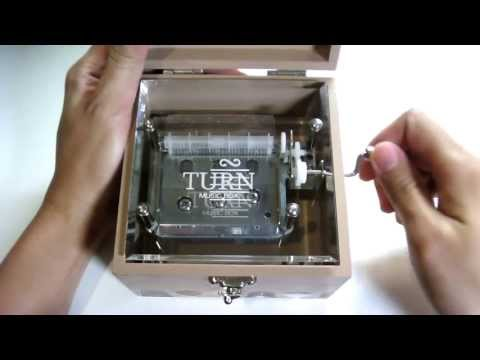 The Lonely Goatherd (The Sound of Music) - Music Box