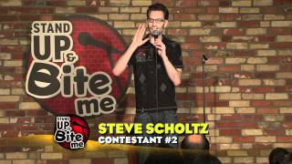 Steve Scholtz - Stand Up & Bite Me Round 3 Contestant 2