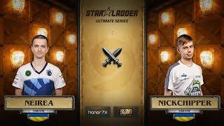 Neirea vs NickChipper, 1/4, StarLadder Hearthstone Ultimate Series