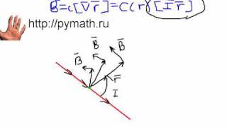 ЕГЭ физика А15. Линии магнитной индукции