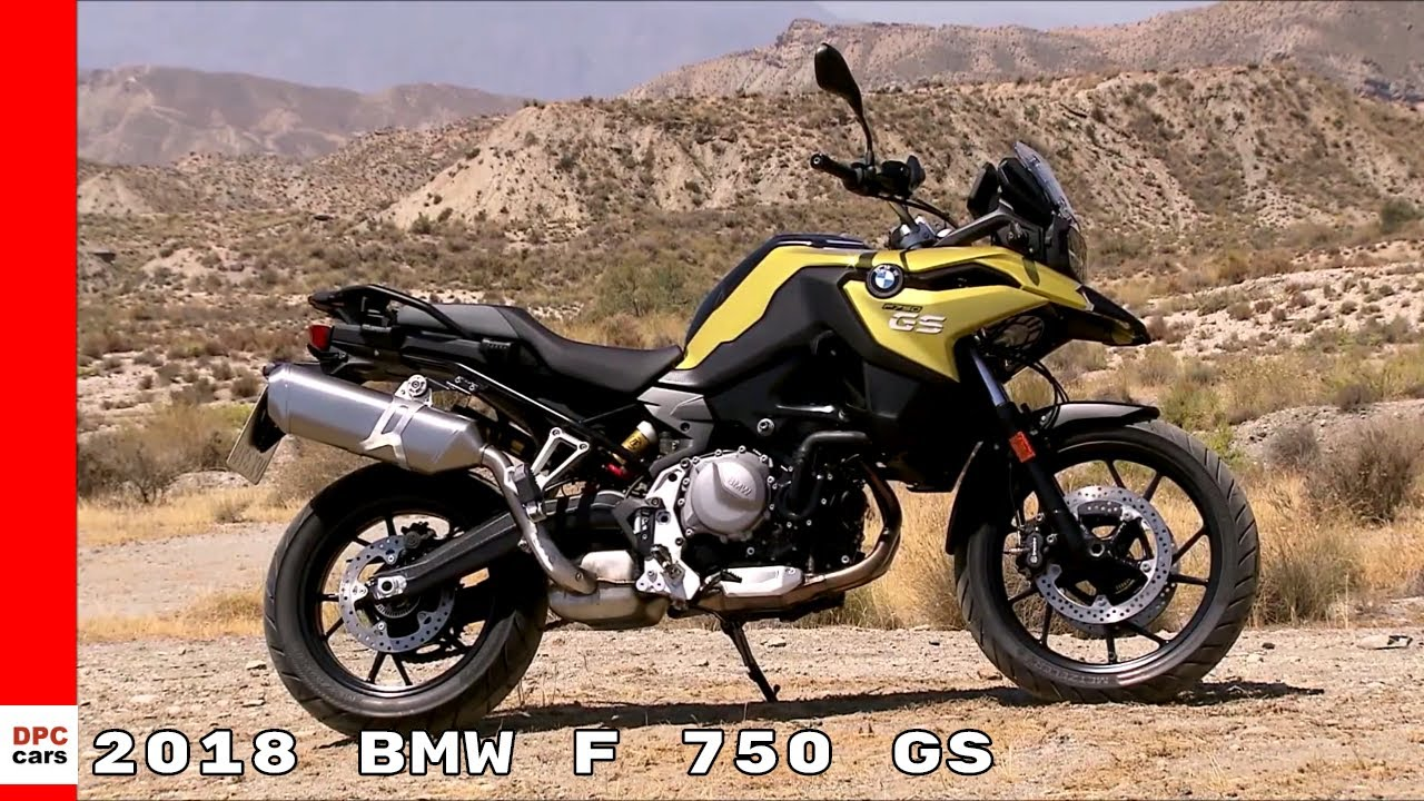 2018 bmw f 750 gs youtube. Black Bedroom Furniture Sets. Home Design Ideas