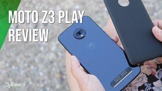 Moto Z3 Play, review: SUBIENDO EL LISTÓN de la familia Moto Z