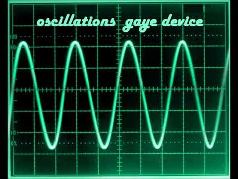 GAYE DEVICE - OSCILLATIONS (FULL ALBUM).