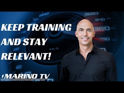 Car Sales Training: Duane Marino Talks Posers, Grant Cardone, Joe Girard And Staying Relevant