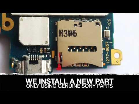 Sony Xperia Sim Card Reader Connector Repair Solution Z Z1 Z2 Z3 Compact  Insert No Sim Error Service