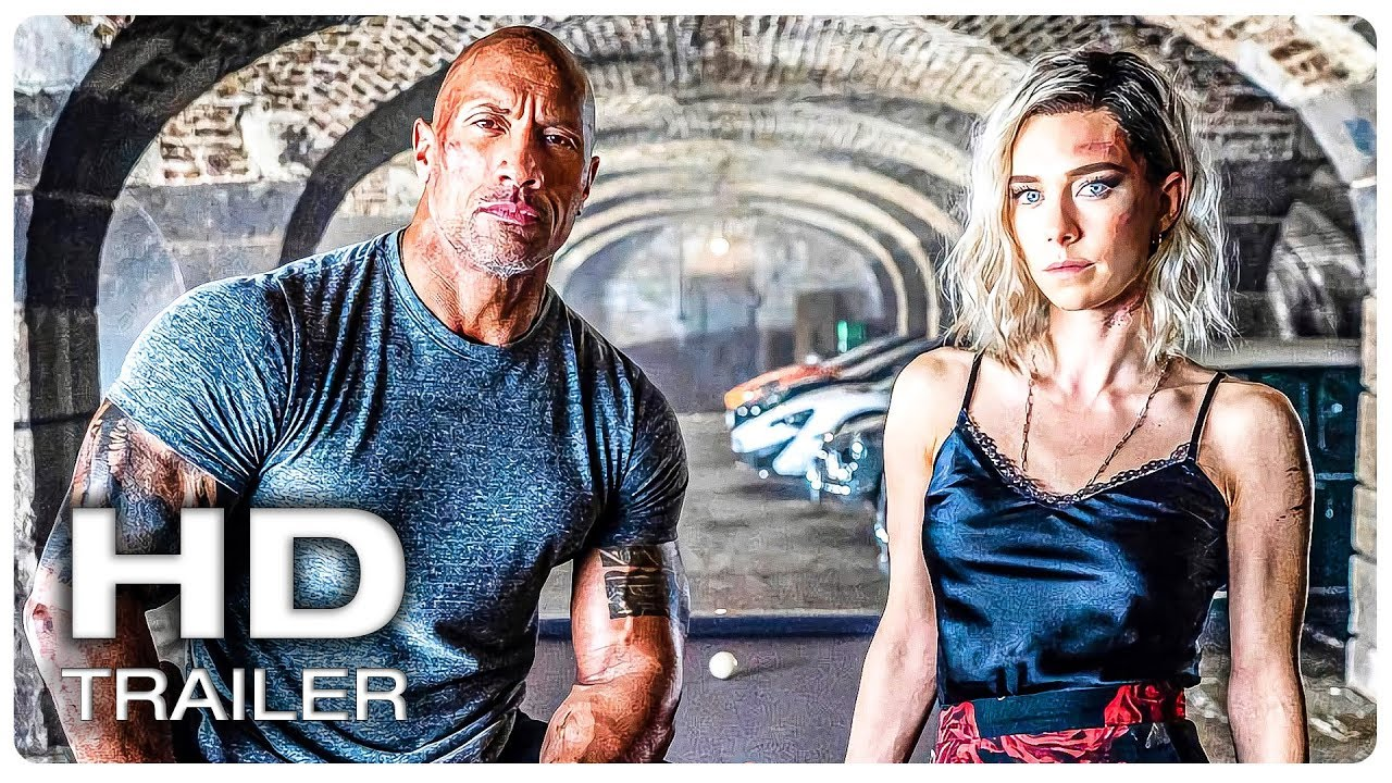 Fast And Furious 9 Hobbs And Shaw All Movie Clips Trailer 2019 Youtube