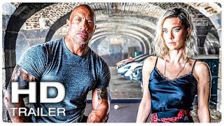 FAST AND FURIOUS 9 HOBBS AND SHAW All Movie Clips + Trailer (2019)