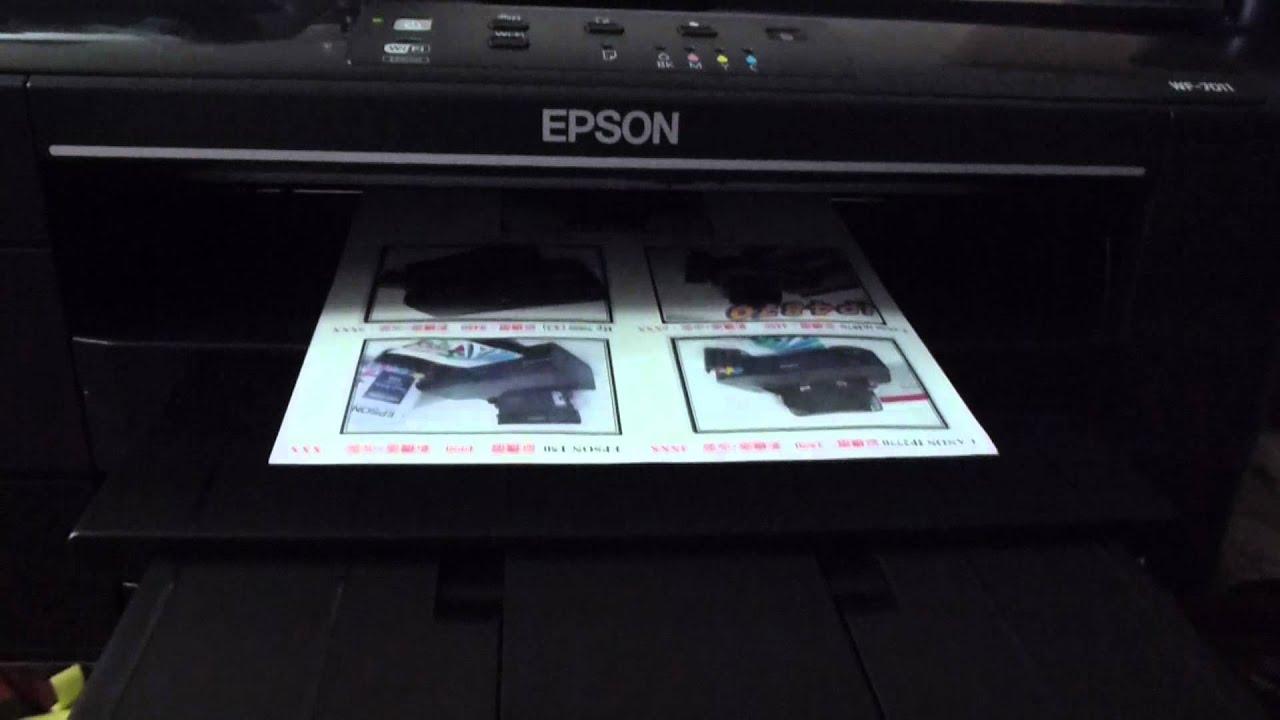 EPSON WF 7011 EPUB