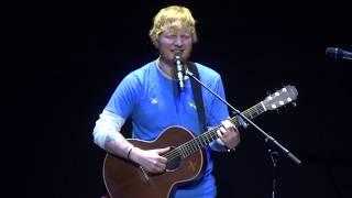 Ed Sheeran - One Life (live at the Royal Haymarket Theatre, 2019-07-14)