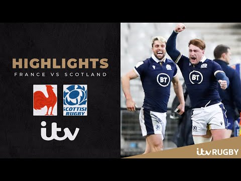 France v Scotland (23-27) | Guinness Six Nations HIGHLIGHTS | ITV Sport