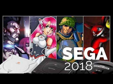 The Great SEGA Classic Comeback of 2018 thumbnail