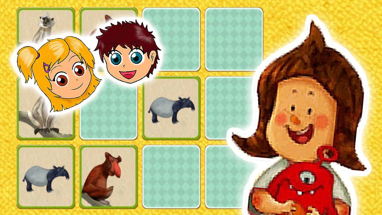 Tierspiele FГјr Kinder