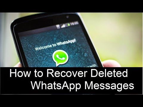 How To Recover Deleted WhatsApp Messages (Without Backup On IPhone And Android)