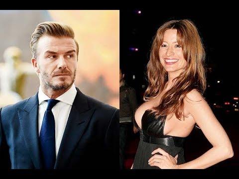 Max Clifford on David Beckham Affair Rebecca Loos & Victoria Beckham