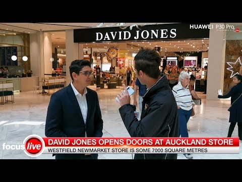 Take A Tour Of The New David Jones At Westfield Newmarket | Nzherald.co.nz