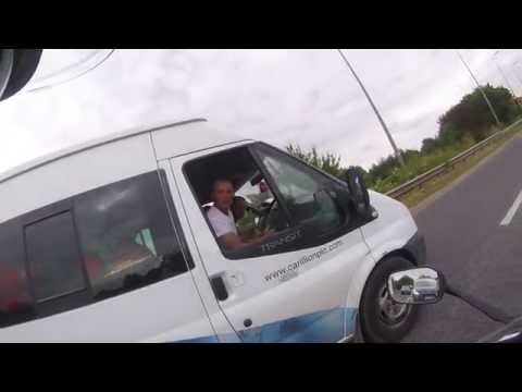 carillion bad driving