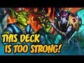 This Deck Is Too Strong Tempo Rogue The Boomsday Project Hearthstone mp3