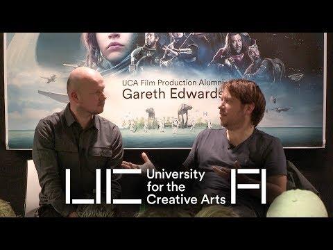 Director Gareth Edwards - UCA Interview