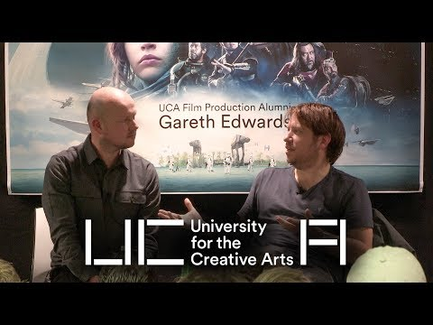 Director Gareth Edwards - UCA Interview